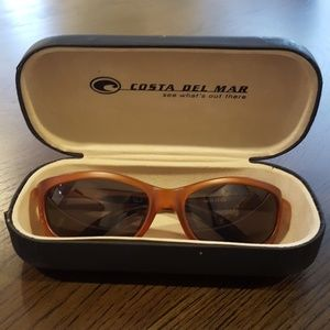 EUC Costa Del Mar FA-15 FATHOM Sunglasses